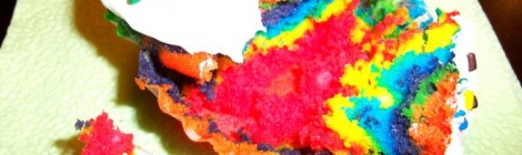 From the Editor: Psychedelic Cupcakes