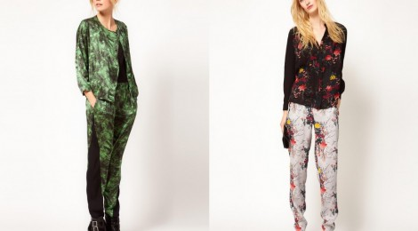 The Style Guru: Jump Into The Printed Pant