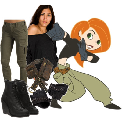 Character Wear: Kim Possible