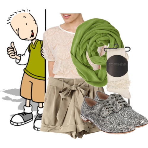 Character Wear: Doug Funnie