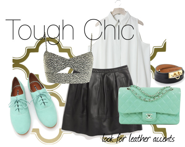 Guest Feature: Tough Chic by Anya Sarre