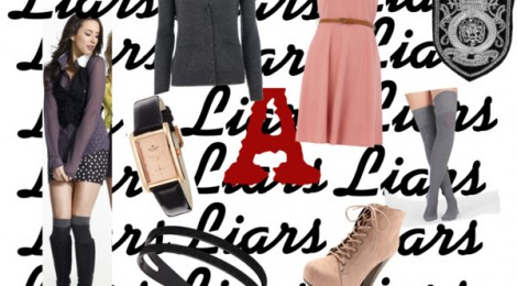 Character Wear: Spencer Hastings, Pretty Little Liars