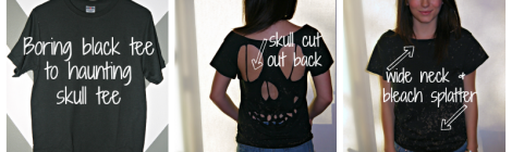 Cut it Out: Skull Cut Out DIY