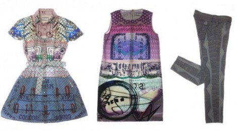 Fashion News: Mary Katrantzou for Current Elliott