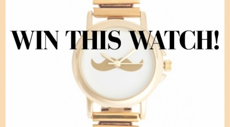 CONTEST ALERT: Socialbliss X damselindisDress.co Watch Giveaway